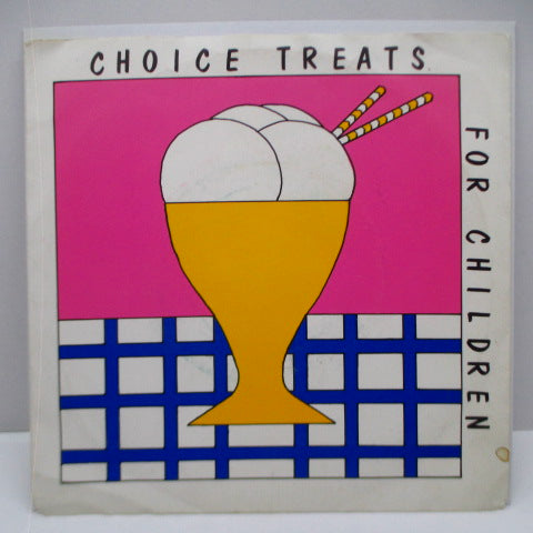 "CHOICE TREATS FOR CHILDREN - Working Class Dreamer (UK Orig.7"")"