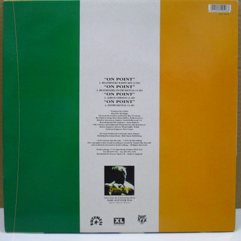 "HOUSE OF PAIN (ハウス・オブ・ペイン)  - On Point +3 (UK Orig.12"")"
