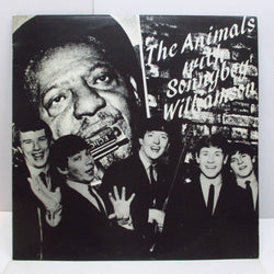 ANIMALS & SONNY BOY WILLIAMSON - Sonny Boy Williamson & Animals (Portugal 80's Re LP)