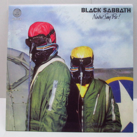 BLACK SABBATH - Never Say Die (EU Reissue LP/2716548)
