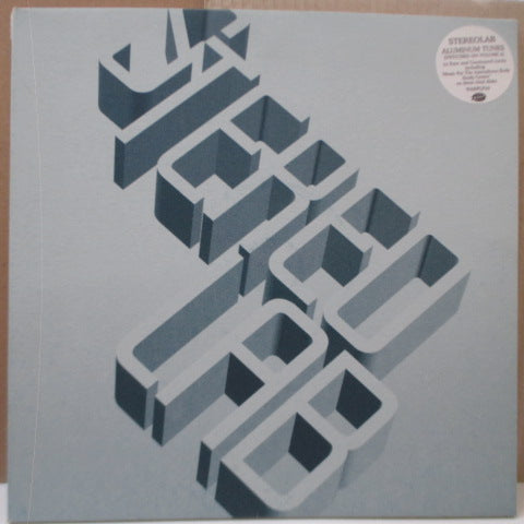 STEREOLAB - Aluminum Tunes (German Orig.3xLP/Stickered GS)