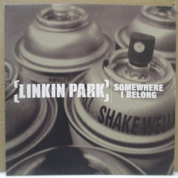 "LINKIN PARK - Somewhere I Belong (UK Orig.7""+PS)"