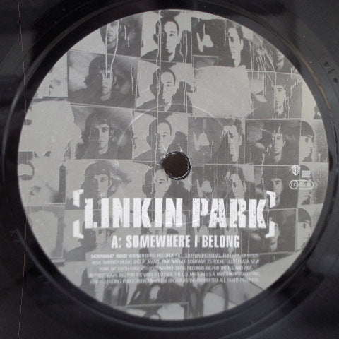 "LINKIN PARK-Somewhere I Belong (UK Orig.7 ""+ PS)"