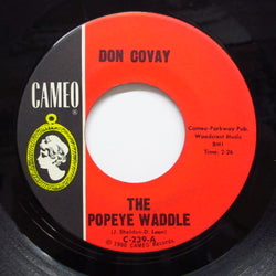 DON COVAY - The Popeye Waddle (Orig)
