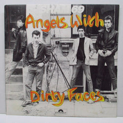 "SHAM 69 - Angels With Dirty Faces (UK Orig.7""/Flat Center)"
