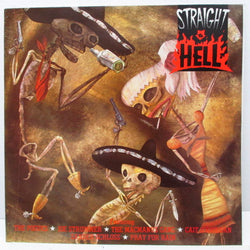 O.S.T. - Straight To Hell (UK Orig.LP)
