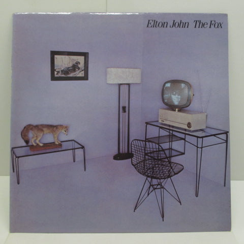 ELTON JOHN - The Fox (UK Orig.LP)