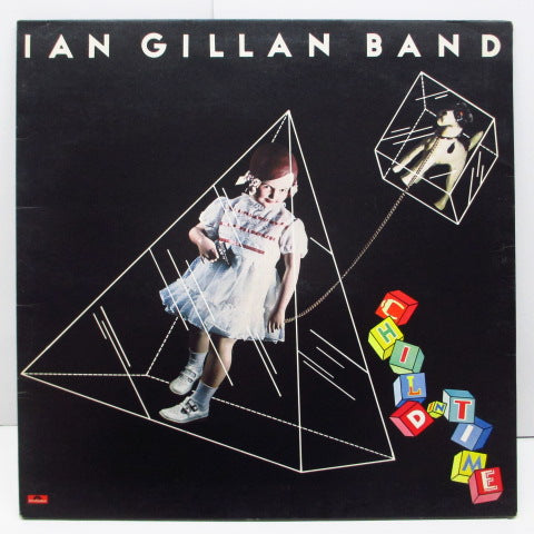 IAN GILLAN BAND - Child In Time (UK Orig.LP/GS)