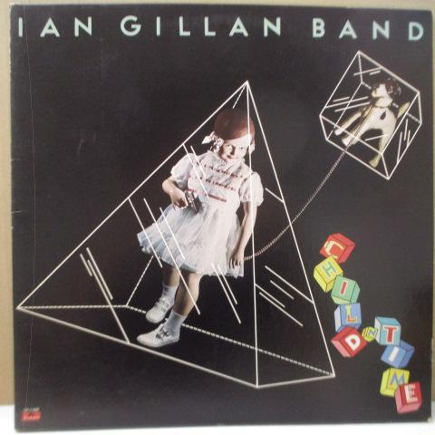 IAN GILLAN BAND  - Child In Time (US Orig.LP/GS)