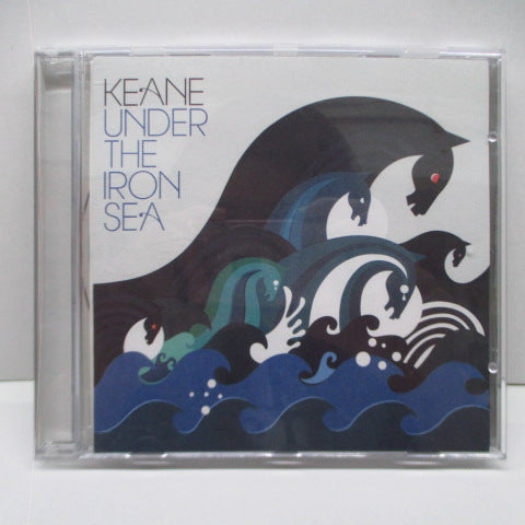 KEANE - Under The Iron Sea (EU Orig.CD)