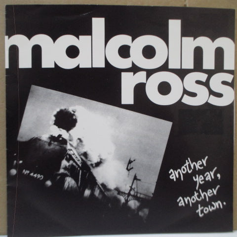"MALCOLM ROSS - Another Year, Another Town (US Orig.7"")"