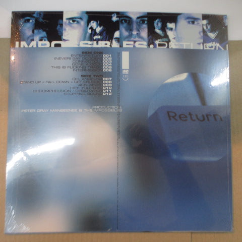 IMPOSSIBLES, THE - Return (US Orig.LP)