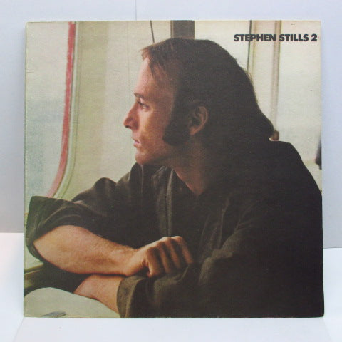 STEPHEN STILLS - Stephen Stills 2 (UK Orig.LP/Textured GS)