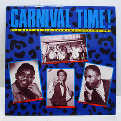 V.A. - Carnival Time ! The Best Of Ric Records Vol. 1 (UK Orig.)