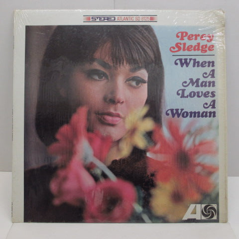 PERCY SLEDGE - When A Man Loves A Woman (US:2nd Press STEREO)