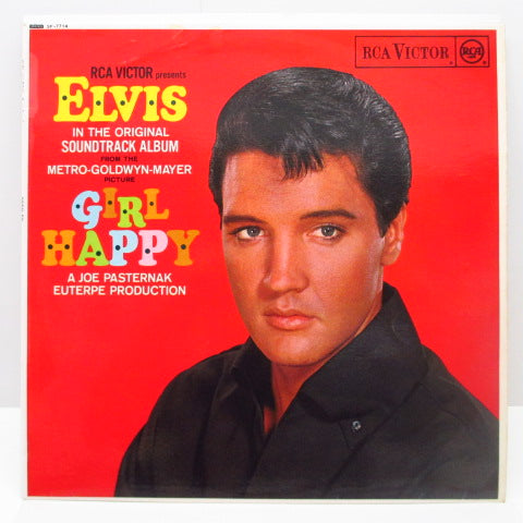 ELVIS PRESLEY - Girl Happy (UK Orig/STEREO)