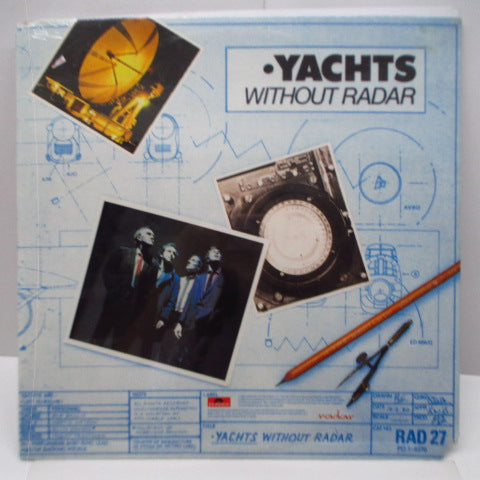 YACHTS - Without Radar (US Orig.LP)