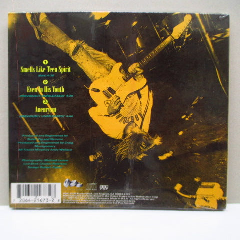 NIRVANA-Smells Like Teen Spirit (US Orig.CD)