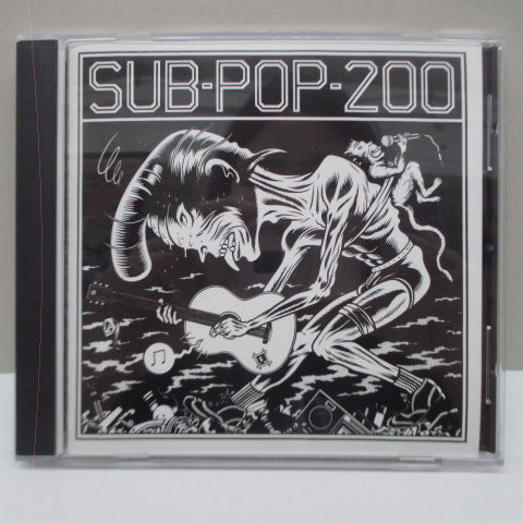 V.A. - Sub Pop 200 (US Orig.CD)