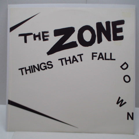 "ZONE, THE - Things That Fall Down (US Orig.12"")"