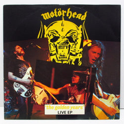 "MOTORHEAD - The Golden Years Live EP (UK Orig.12"")"