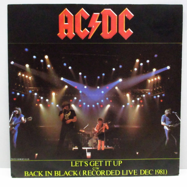 "AC/DC - Let's Get It Up (UK Orig.7""+PS)"