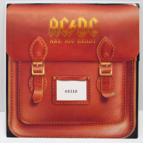 "AC/DC - Are You Ready (UK Ltd.7""+Satchel PS)"