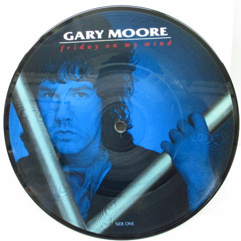 GARY MOORE - Friday On My Mind (UK Ltd.Picture)