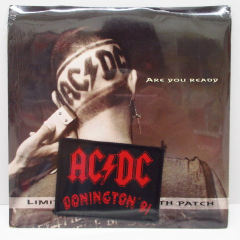 "AC/DC - Are You Ready (UK Ltd.7""+Patch)"