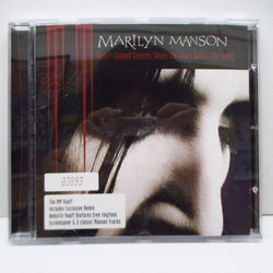 MARILYN MANSON - Heart-Shaped Glasses (UK Ltd.Enhanced CD)