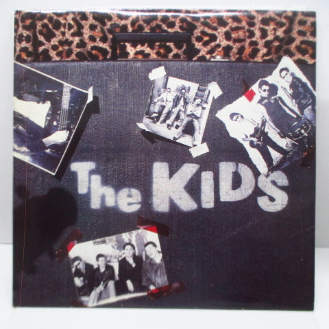 KIDS, THE - S.T. (Belgium Orig.2xLP/GS)