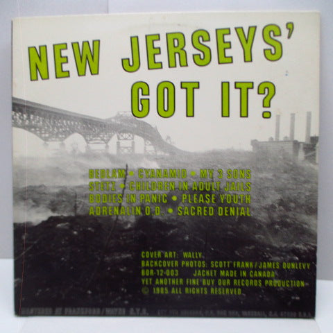 V.A. - New Jerseys' Got It? (US Orig.LP)