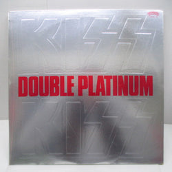 KISS - Double Platinum (Japan Re 2xLP/GS)