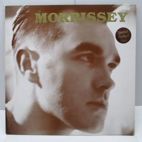 "MORRISSEY - Interesting Drug (UK Ltd.Etched 12"")"