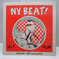 V.A. - N.Y. Beat! Hit & Run (US Reissue LP)