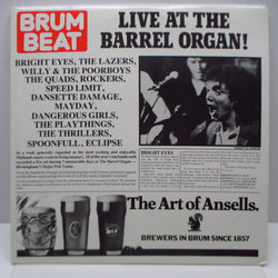 V.A. - Brum Beat Live At The Barrel Organ (UK Orig.2x LP/GS)