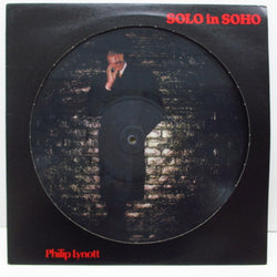 PHILIP LYNOTT - Solo in Soho (UK Ltd.Picture LP)