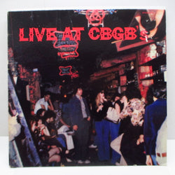 V.A. - Live At CBGB's (US Orig.2xLP/GS)