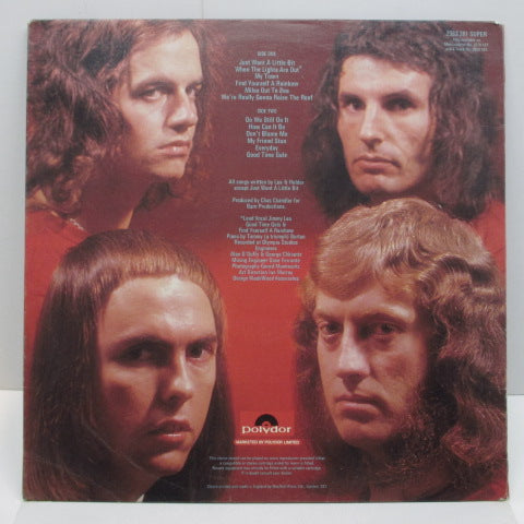 SLADE - Old New Borrowed And Blue (UK Orig.LP/GS)