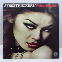 STREETWALKERS - Vicious But Fair (UK Orig.)