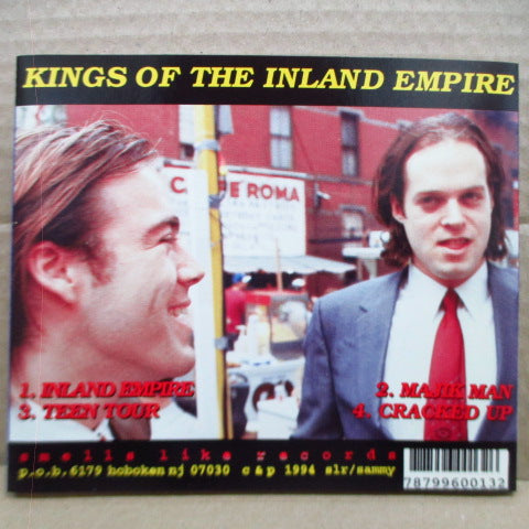SAMMY - Kings Of The Inland Empire (US Orig.CDEP)