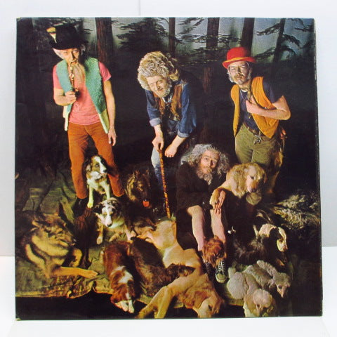 JETHRO TULL - This Was (UK Orig.Red Ball Pink Lbl.Mono LP/CGS)