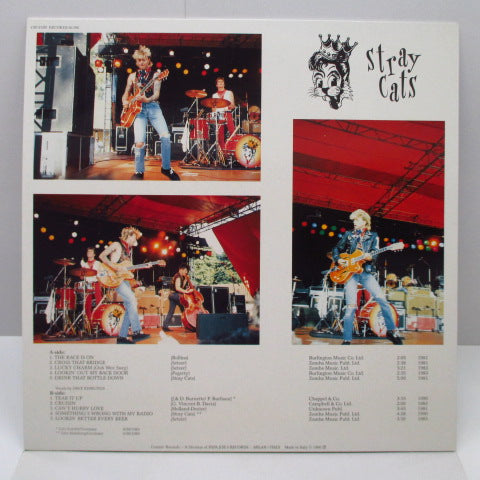 STRAY CATS - Cruisin' (Italy Unofficial LP)