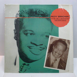 ROY BROWN - The Bluesway Sessions (EEC Orig.LP)