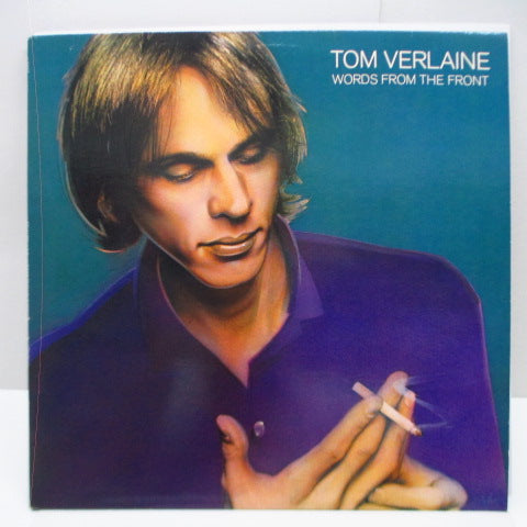 TOM VERLAINE - Words From The Front (UK Orig.LP)
