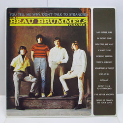 BEAU BRUMMELS - The Beau Brummels Vol.2 (German '81 Re Black Vinyl LP)