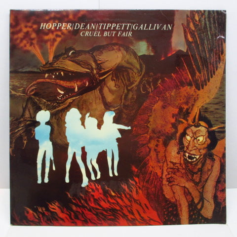 HOPPER / DEAN / TIPPETT / GALLIVAN - Cruel But Fair (UK Orig.LP/CS)