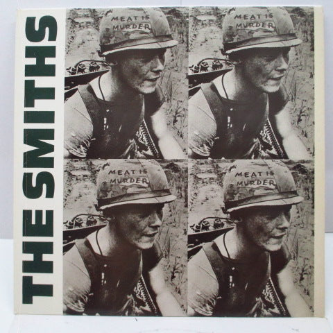 SMITHS, THE - Meat Is Murder (UK Orig.LP)