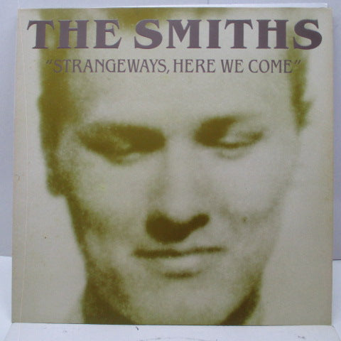 SMITHS, THE - Strangeways, Here We Come (UK Orig.LP)
