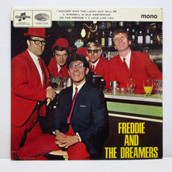 FREDDIE AND THE DREAMERS - Freddie And The Dreamers (UK Orig.MONO EP)